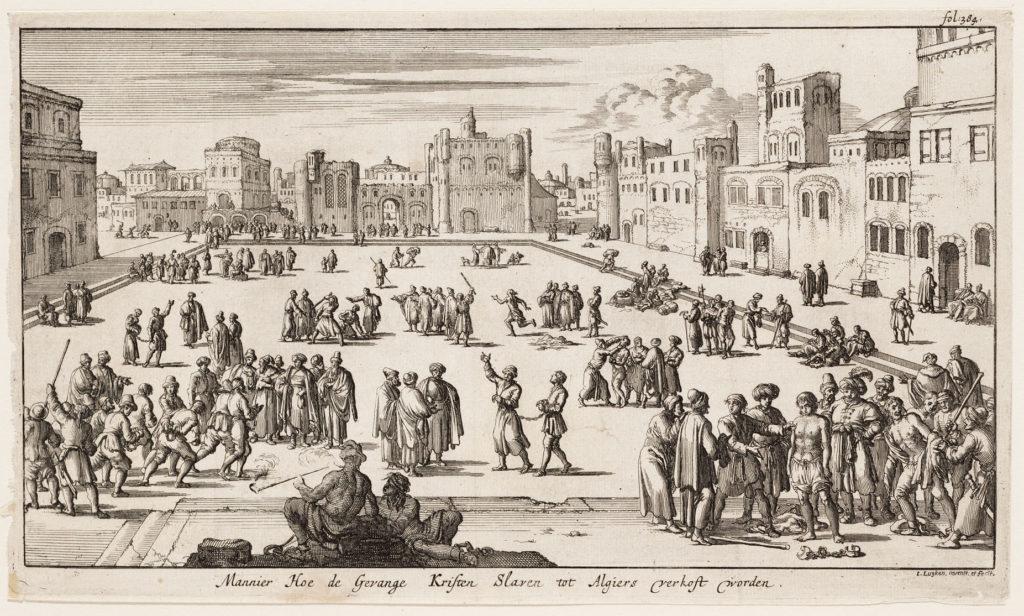 FRANCIS BROOKS - BARBARIAN CRUELTY - Corsairs & Captives
