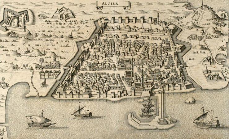 NICOLAUS THE UNLUCKY - Corsairs & Captives