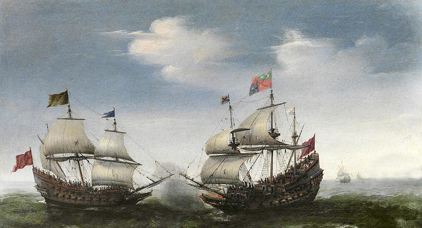 PRIVATEERING — THE BUSINESS OF PIRACY: PART 1 - Corsairs