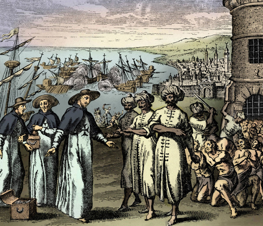 When Britons were slaves in Africa