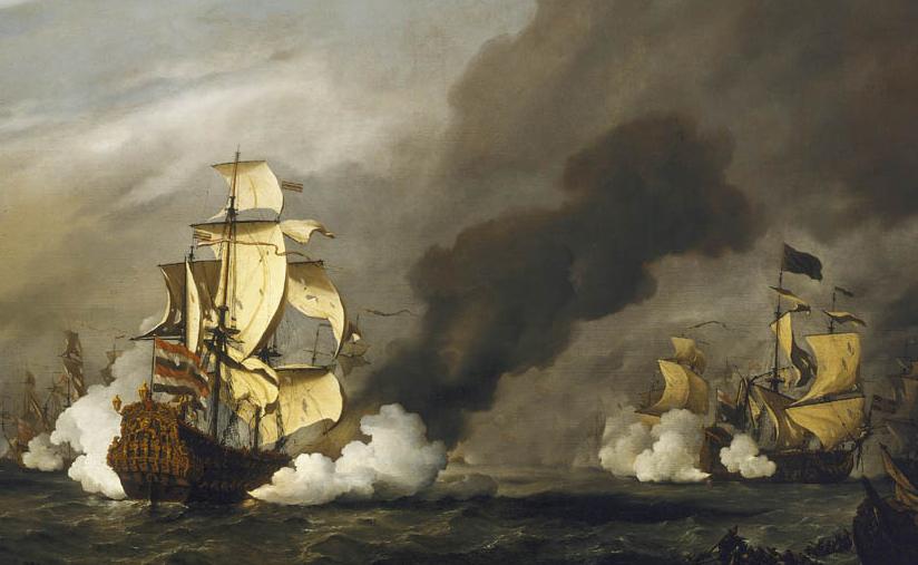 THE ALGIERS SLAVE MARKET: PART 1 - Corsairs & Captives