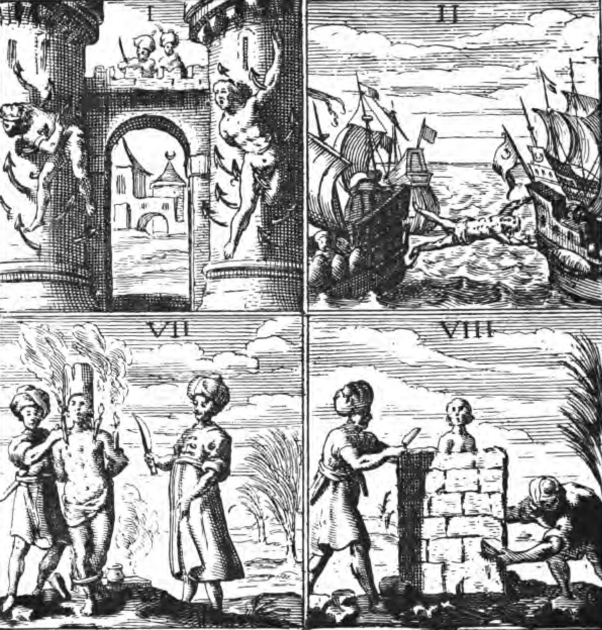 GALLEY SLAVE - Corsairs & Captives